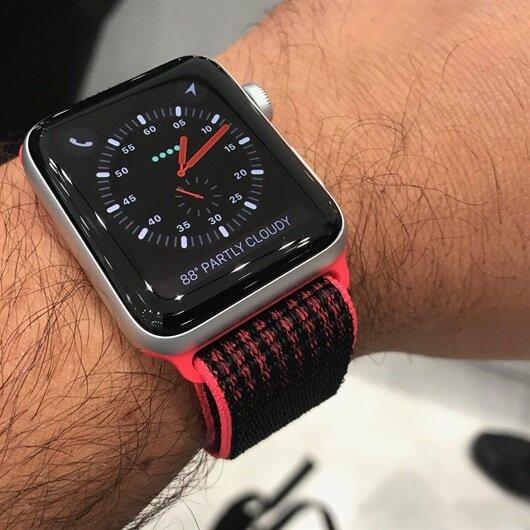 Apple Watch hava durumu sorulunca çöküyor