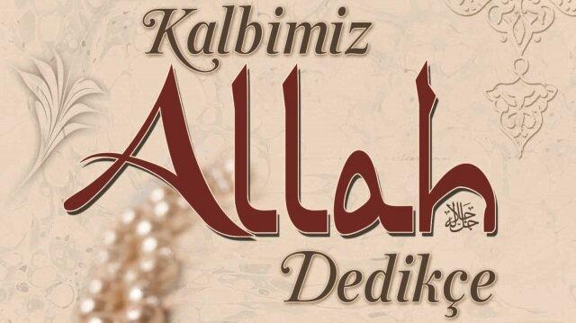 """Salih Zeki Meriç'in """" Kalbimiz Allah Dedikçe"""" adlı kitabı yayınlandı."""