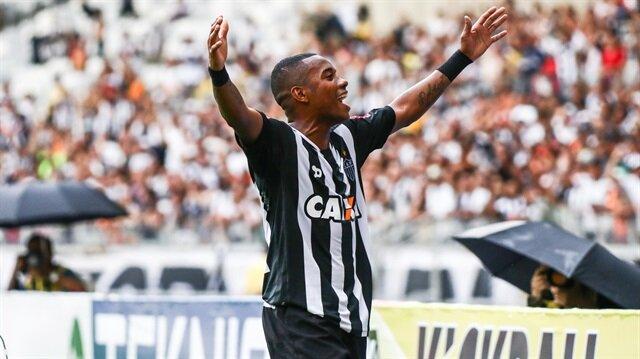 Robinho'nun transferi gerçekleşirse, yıldız ismiiSantos'taki 4. dönemi olacak.