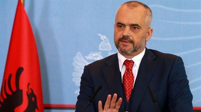 Arnavutluk Savunma Bakanı Olta Xhaçka