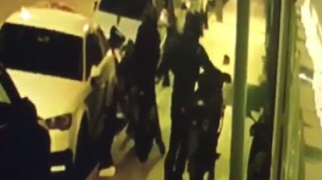 Motosiklet  hırsızlığı 27 Ekim Cuma günü saat 03.30 sıralarında Kadıköy'de meydana geldi.
