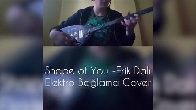 Erik Dalı'nı dünyaca ünlü şarkıyla birleştirdi