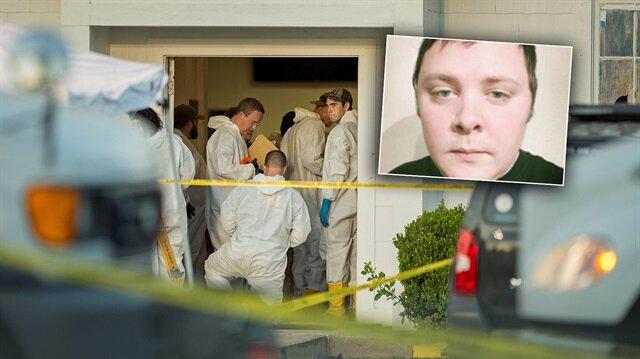 ABD'nin Teksas eyaletinde bir kilisede silahlı saldırı sonucu 26 kişinin ölümüne neden olanDevin Patrick Kelley