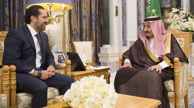 Hariri Suudi Arabistan'da 'alıkonuldu' iddiası