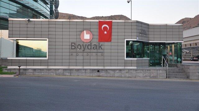 Boydak Holding markalarıyla Türkiye'de 1700, dünyada 205 bayiye ulaştı.