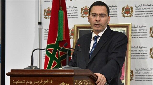 Fas Hükümet Sözcüsü Mustafa el-Halfi