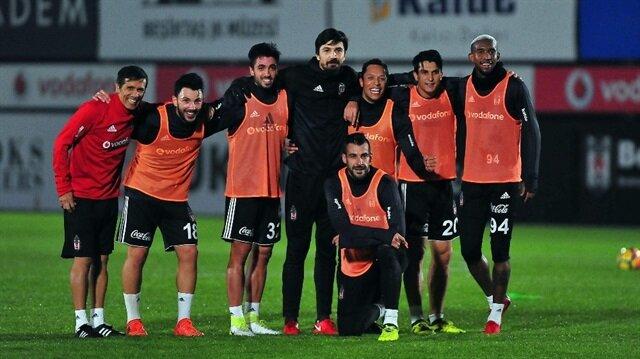 Beşiktaş'ta Akhisar maçı hazırlıkları başladı