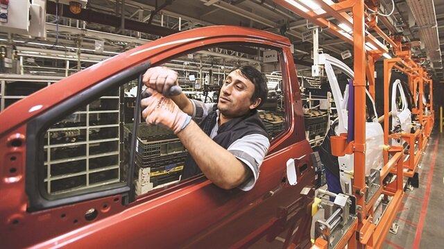 Sanayi üretiminde sürpriz: Yüzde 10.4 artış