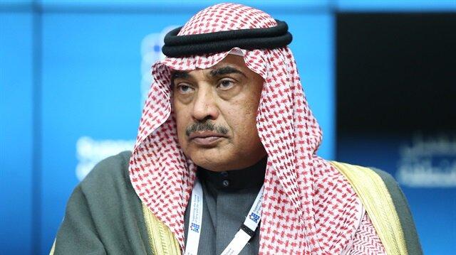 Kuveyt Dışişleri Bakanı Şeyh Al Sabah