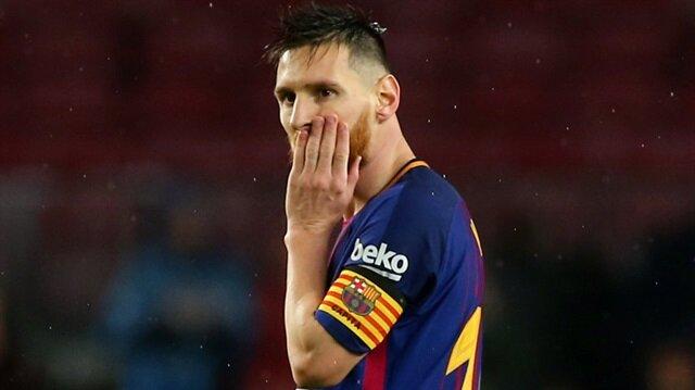 Lionel Messi bu sezon Barcelona formasıyla çıktığı 17 maçta 16 gol atarken 4 de asist yaptı.