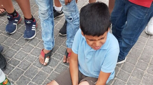 İşgalci İsrailli aracıyla 8 yaşındaki Filistinli çocuğu ezdi