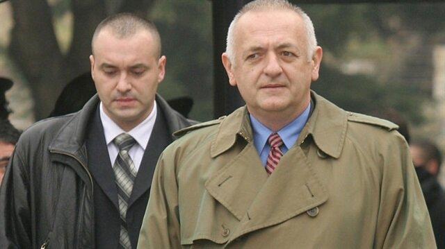 Sırbistan'ın Kiev Büyükelçisi Rade Bulatovic.