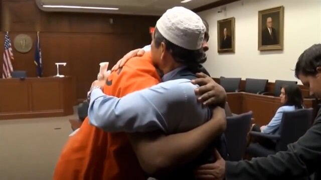ABD'de Müslüman baba, oğlunun katilini affetti