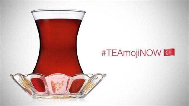 #TEAmojiNOW etiketine Twitter'dan ünlü isimler de destek veriyor.