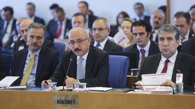 Kalkınma Bakanı Lütfi Elvan 2023 hedeflerinin arkasında olduklarını söyledi.
