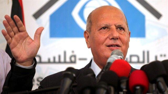 Ablukayla Mücadele Halk Komitesi Başkanı Cemal el-Hudari