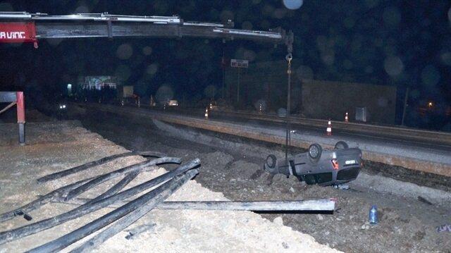Eskişehir Haberleri: Trafik kazasında çok kişi yaralandı