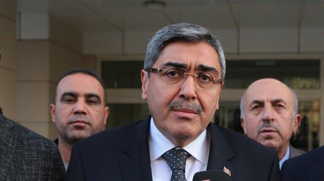 AK Parti Gaziantep İl Başkanı Eyüp Özkeçeci
