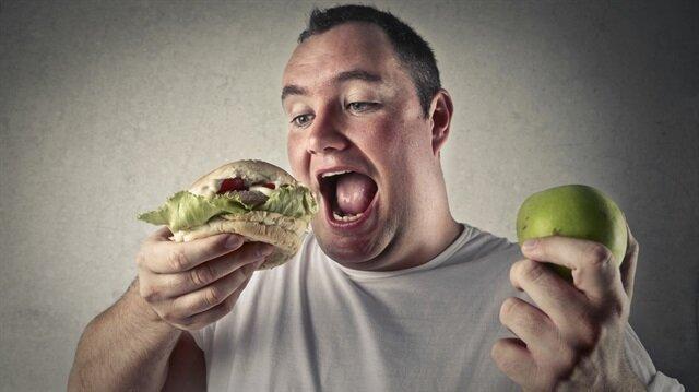 Uzmanlar, kilo verenlerin yüzde 95'inin verdikleri kiloyu geri aldığını söyledi.