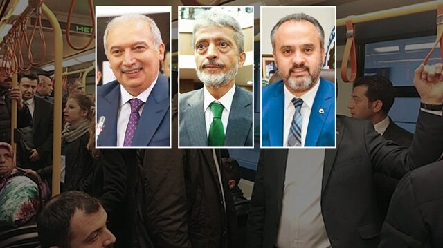 Mevlüt Uysal - Mustafa Tuna - Alinur Aktaş