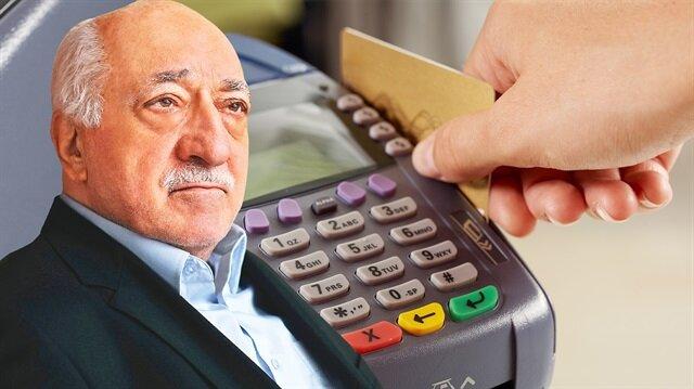 FETÖ'nün kurban, himmet ve burs paralarını Bank Asya'ya bağlı pos makinalarıyla topladığı ortaya çıktı.