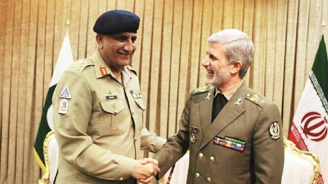 Bajva (solda), İran temasları kapsamında Tuğeneral Emir Hatami ile de bir araya geldi. İki komutan, bölgede istikrarın sağlanmasına yönelik işbirliğini görüştü.