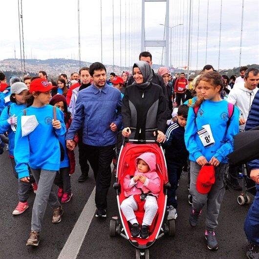 Bakan Kaya: Çocuklarımız için koşuyoruz