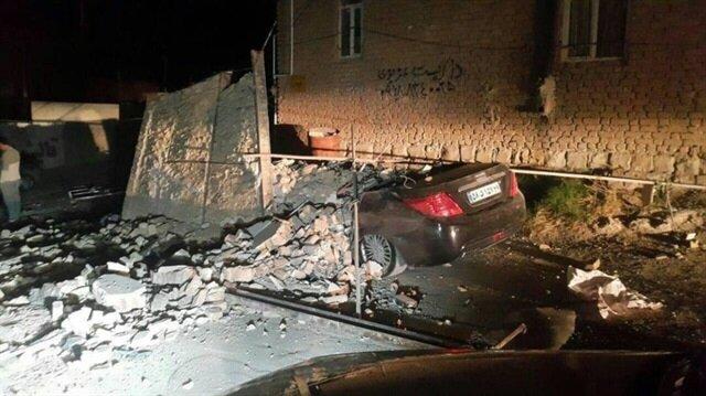 Irak'taki deprem felaketi büyüyor: 155 kişi öldü