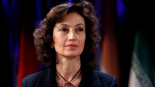 UNESCO Genel Direktörü Audrey Azoulay