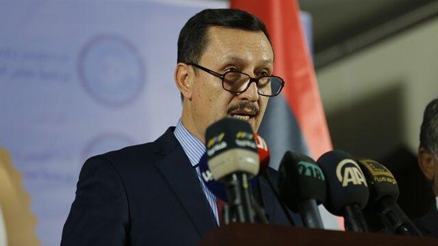 Libya Özel Temsilcisi ve AK Parti Ankara Milletvekili Emrullah İşler