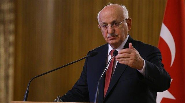 AK Parti'nin Meclis Başkanı adayı İsmail Kahraman