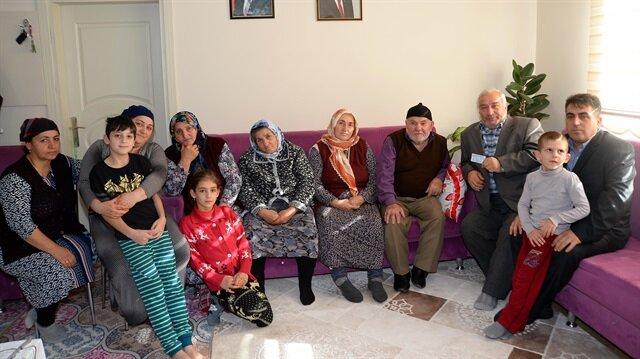 Ahıska Türkleri, Cumhurbaşkanı Erdoğan'a teşekkür etti.
