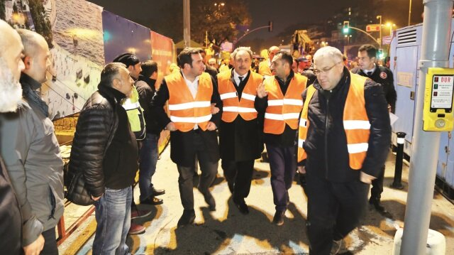 """İstanbul Büyükşehir Belediyesi, temiz bir İstanbul için """"yerinde çözüm"""" programlarına devam ediyor."""