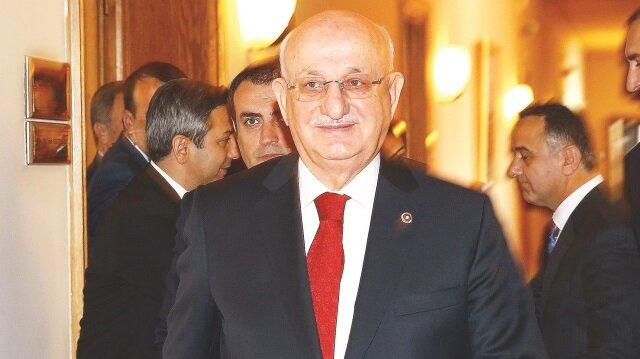 CHP, HDP ve MHP'nin ardından AK Parti'den de TBMM Başkanı adayı belirlendi.