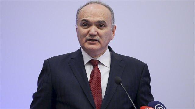 Sanayi ve Teknoloji Bakanı Faruk Özlü