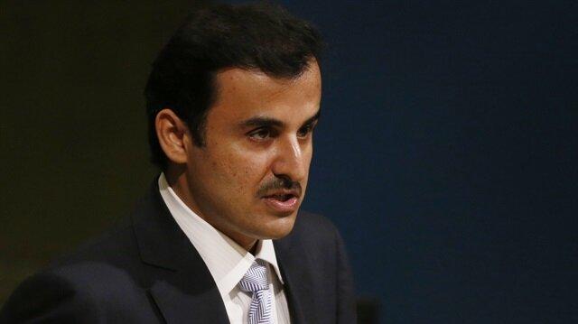 Qatar Emir Sheikh Tamim bin Hamad al-Thani