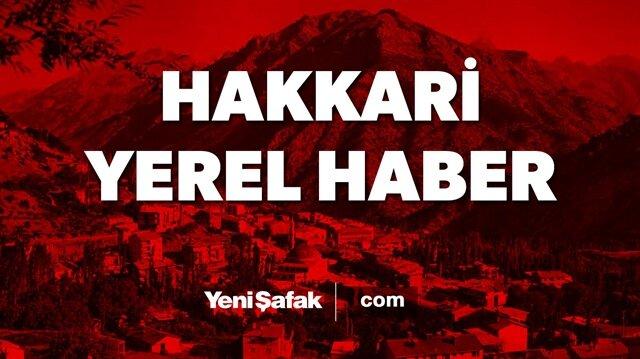 Hakkari'nin Şemdinli ilçesinde terör örgütüne yönelik operasyon gerçekleştirildi.