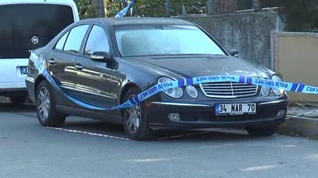Kadıköy'de lüks araçta infaz