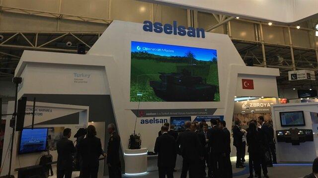 Aselsan'ın piyasa değeri 45,2 milyar liraya ulaştı.