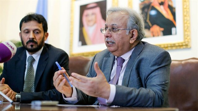 Suudi Arabistan BM Daimi Temsilcisi Abdallah Al-Mouallimi