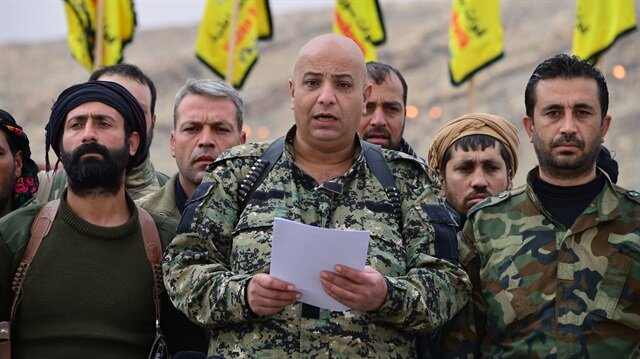 PYD/PKK sözcüsü Talal Silo
