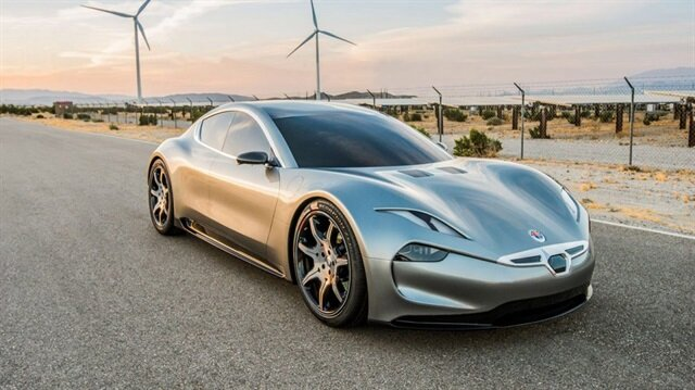 Fisker'ın EMotion otomobilleri 2023 yılına kadar yeni pil teknolojisine sahip olabilir.