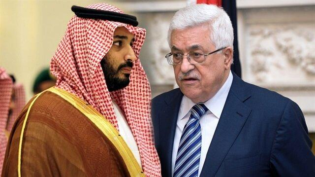 Suudi Arabistan Yemen ve Lübnan'dan sonra Filistin'i de kıskacına aldı.