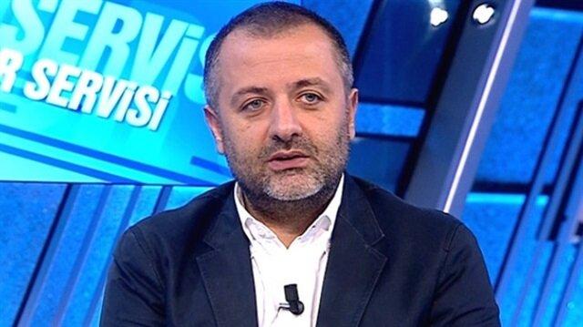 Futbol yorumcusu Mehmet Demirkol.