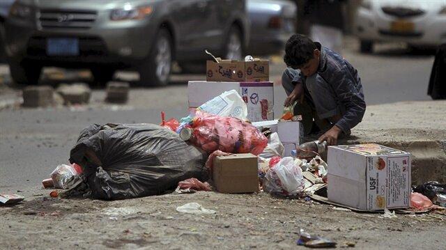 Yemen'de kapatılan sınırlar nedeniyle 280 bin kişiye yardım malzemesi ulaştırılamıyor.