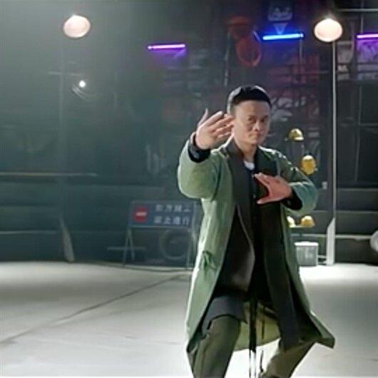 Alibaba'nın kurucusu kung fu filminde oynadı