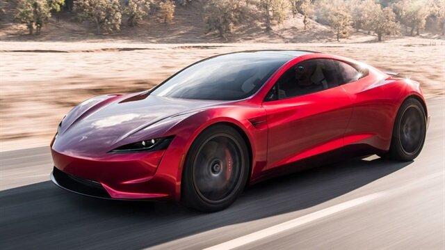 Gelmiş geçmiş en hızlı otomobil yeni Tesla Roadster tanıtıldı