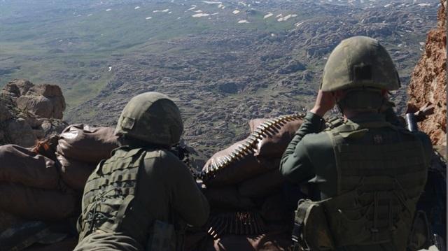 Tunceli'de öldürülen o teröristlerden 2'si daha gri listede çıktı…