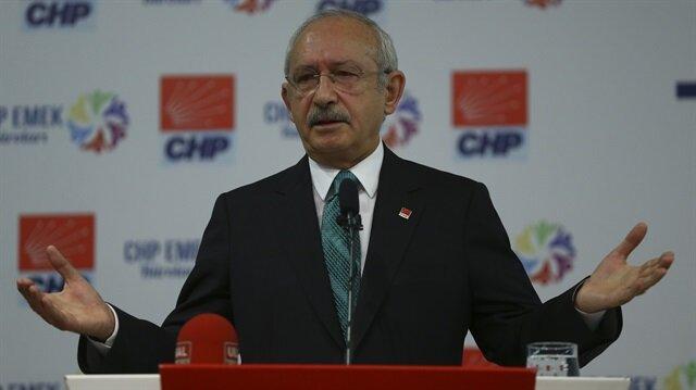 Turkish main opposition party leader Kemal Kılıçdaroğlu