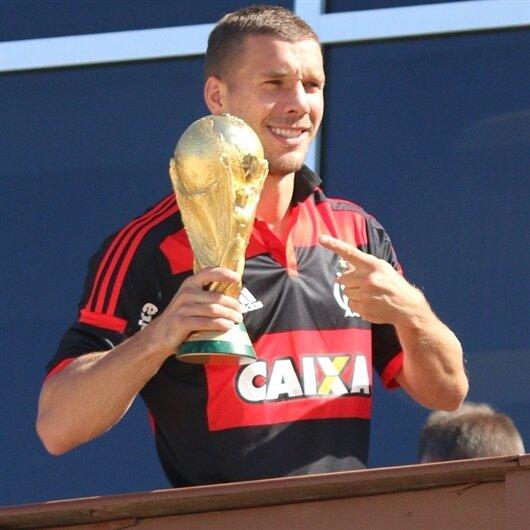 Lukas Podolski için sürpriz transfer iddiası